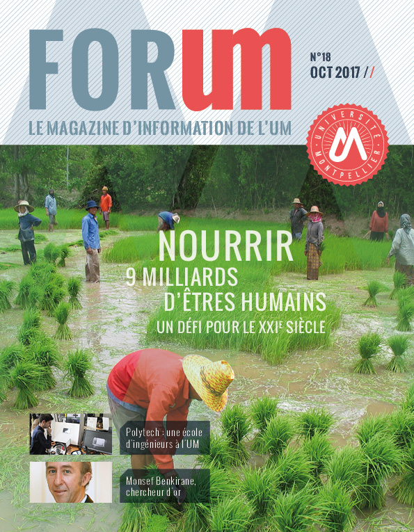 FORUM, la magazine d'information de l'UM